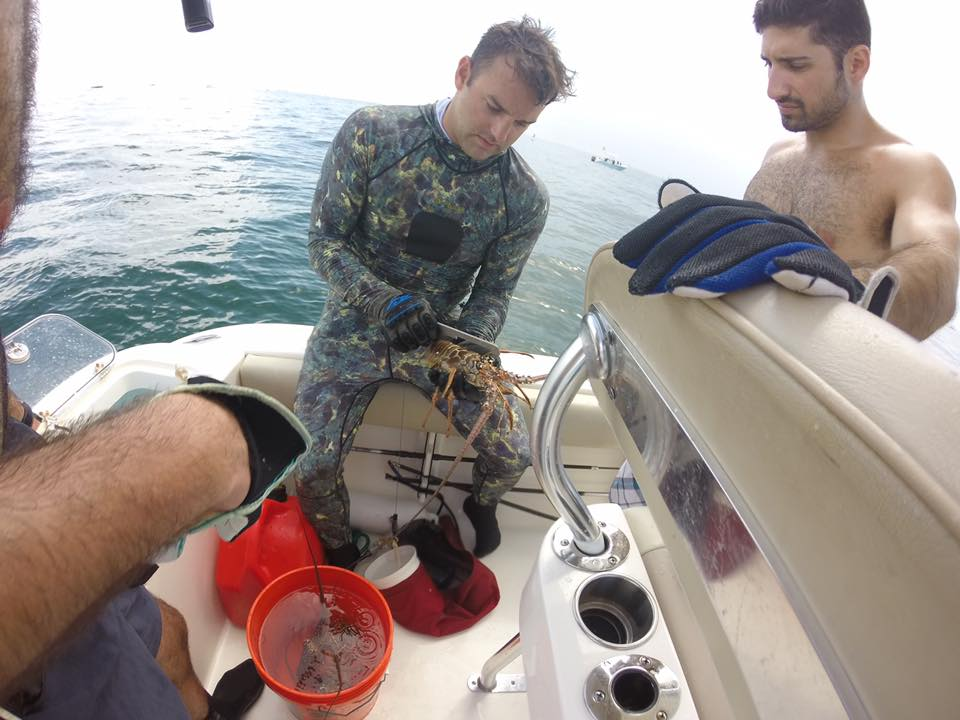 Spearfishing | Rent a Boat with a Captain in South Florida