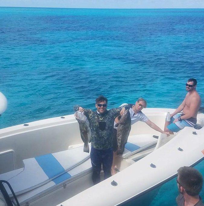 Fishing Bahamas grouper IMG 0971 2