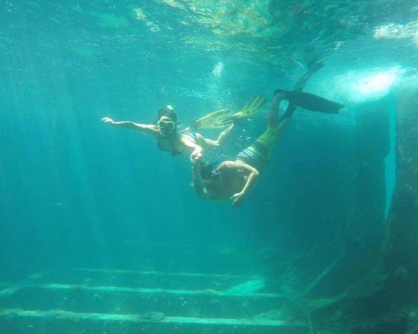 Snorke Famous S.S.Sapona Shipwreck web 2
