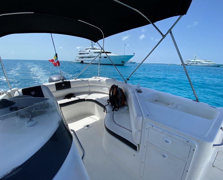 Huge26DeckBoat Rentaboatfortlauderdale 0235