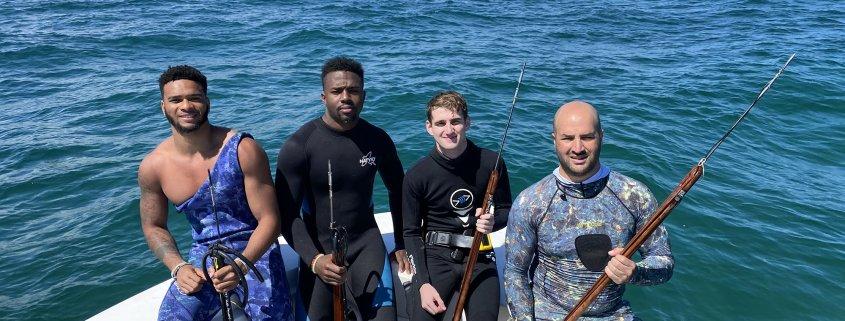 Spring2021 spearfishing