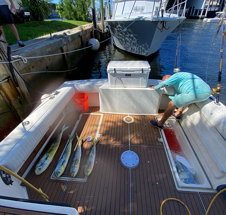 Rent a boat fort lauderdale fishing great catch 960