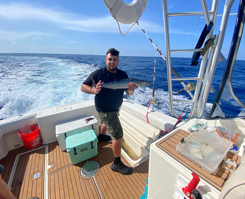 Rent a boat fort lauderdale fishing wahoo 960